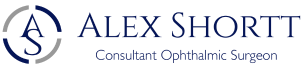 Alex Shortt | London Eye Surgeon Logo