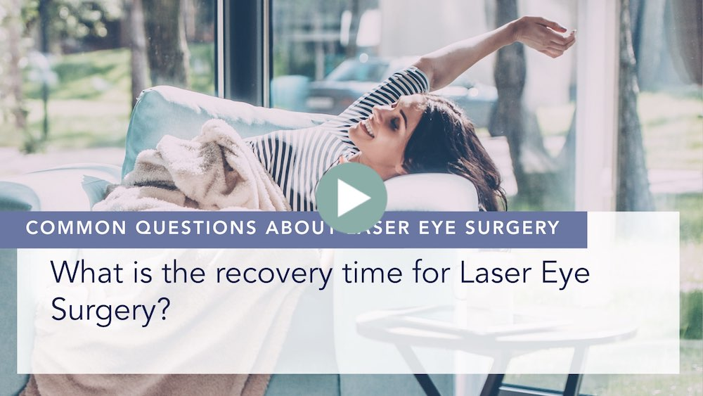 What Is The Recovery Time For Laser Eye Surgery Alex Shortt