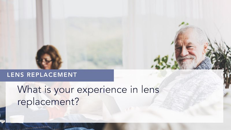 What is your experience with lens replacement Alex Shortt Thumbnail