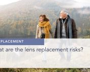 What are the lens replacement risks alex shortt london